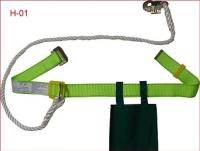 Lineman safety belt