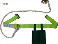 Lineman safety belt