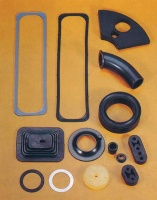 Plastic and Rubber Parts