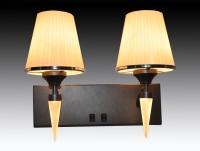 錐管壓克力雙臂 壁燈