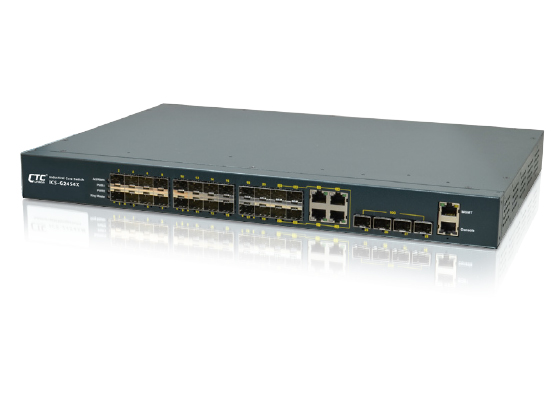 Industrial Core Switch - ICS-G24S4X
