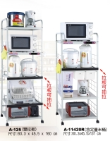 Multifunctional Safety Racks for Electrical Appliances