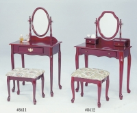 Vanities/Dressers/Dressing Tables/Mirrors/Vanity Chairs