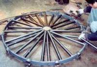 Wheel Turn Assemble