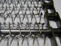 链条驱动式金属网带