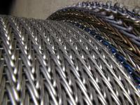 重叠式网带