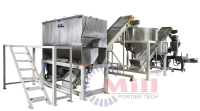 Juice Powder Mixing Packing System