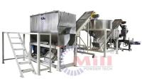 果汁粉混合输送包装系统