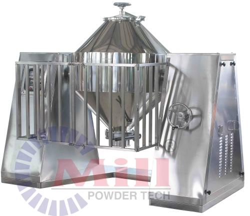 Rotary Cone Mixer