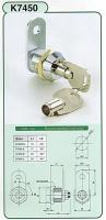 Cam Lock (Cylindrical Type)