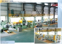 The Rotary Shear Line For 1250mm Steel Coil