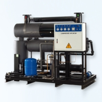 Water Cooled Compressed Air Dryer W / WW series