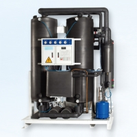 Low Energy Consumption Heat Recovery Absorption Desiccant Air Dryer (RDMS)
