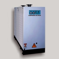 Water Cooled Compressed Air Dryer