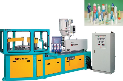 One Stage Injection Blow Molding Machine