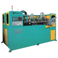 Fully Automatic PET Stretch Blow Molding Machine