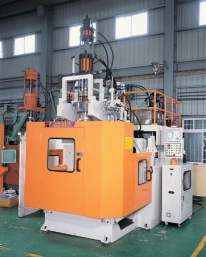 Automatic Extrusion Blow Molding Machine - Accumulator Type