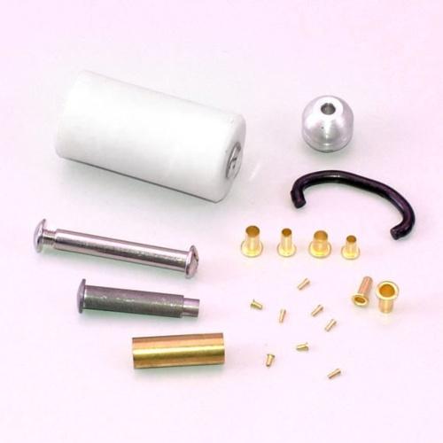 Brass rivets -- eyelets / Brass bushings / Shackles / Aluminum alloy
