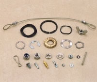 Washers - Wave washers / Rivets / Nuts / Pins / S-shaped hooks