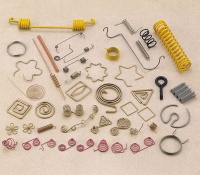 Cens.com 特殊造型飾品加工彈簧 泰霖彈簧有限公司