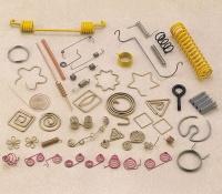 特殊造型饰品加工弹簧