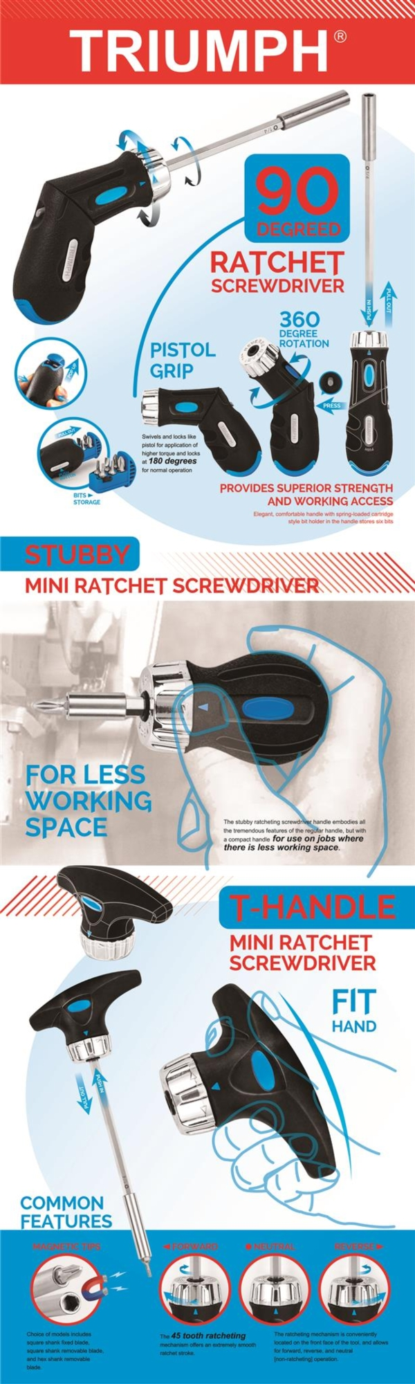Ratchet Screwdriver