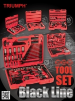 Black Line Tool Set