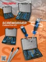 Screwdriver Combination Set