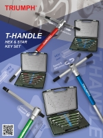 T-Handle Hex & Star Key Set