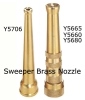 Sweeper Brass Nozzles