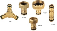 Brass Hose Connectors