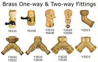 Cens.com Brass One Way & Two Way Fittings YONG YEN METAL CO., LTD.