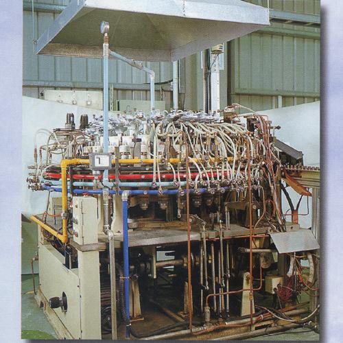 24HD Tubulating Machine