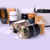 Oil Filter, Fuel Filter, Air Filter