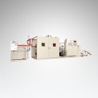 Continuous Preheating Vacuum Forming Machine