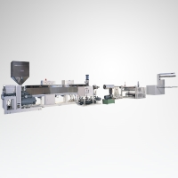 PE Foamed Sheet Extruder