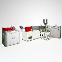 PE Coldness Retaining Tube Making Equipment