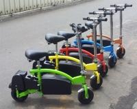 Recreational e-Vehicle