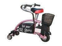 EQ Series 2-wheel e-rider