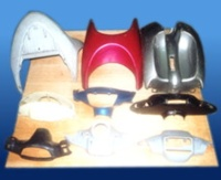 All kinds of motorbike plastic parts.