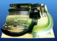 各种汽车塑胶制品