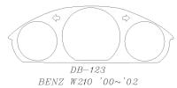 W210 轉速表