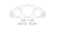 W211 轉速表
