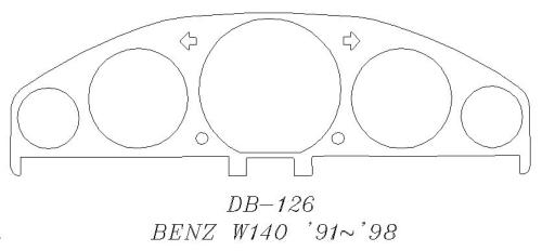 W140 轉速表