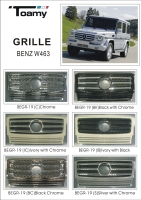 Cens.com W463 GRILLES CHU GUANG AUTO ACCESSORIES CO., LTD.