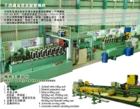 Stainless Steel High Frequency Tube Making Machine