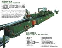 不銹鋼製管機械(TIG)