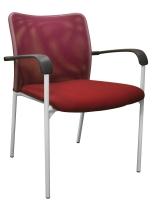 Mesh Stack Chairs