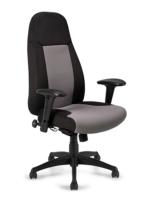 Designer Luxurious Quality High Back Fabric Executive Armchair