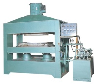 Wood Chip Collecting & Bagging Machine